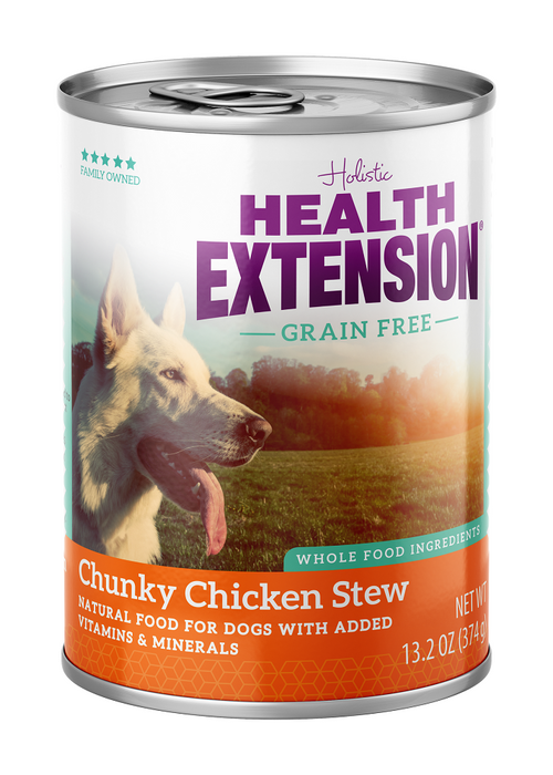 Health Extension Grain Free Chunky Chicken Stew