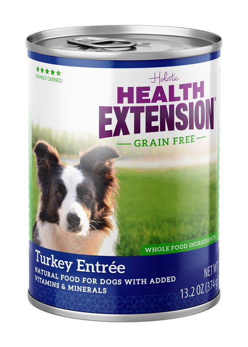 Health Extension Grain Free Turkey Entree
