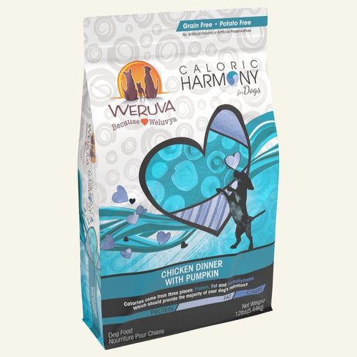 Weruva Caloric Harmony Chicken Dinner with Pumpkin Dry Dog Food