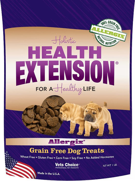 Health Extension Grain Free Heart Shaped Dog Treats