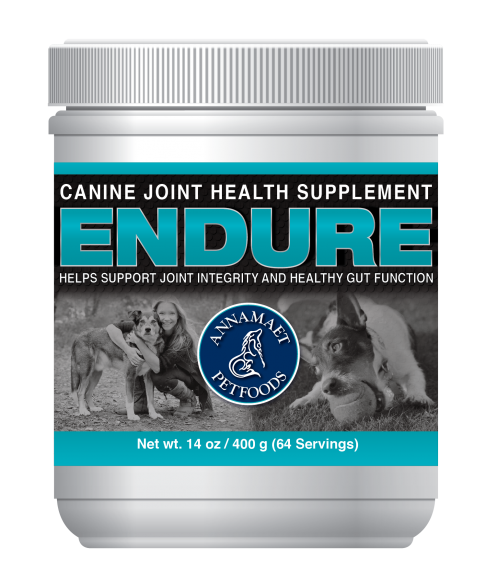 Annamaet Endure Dog Supplement