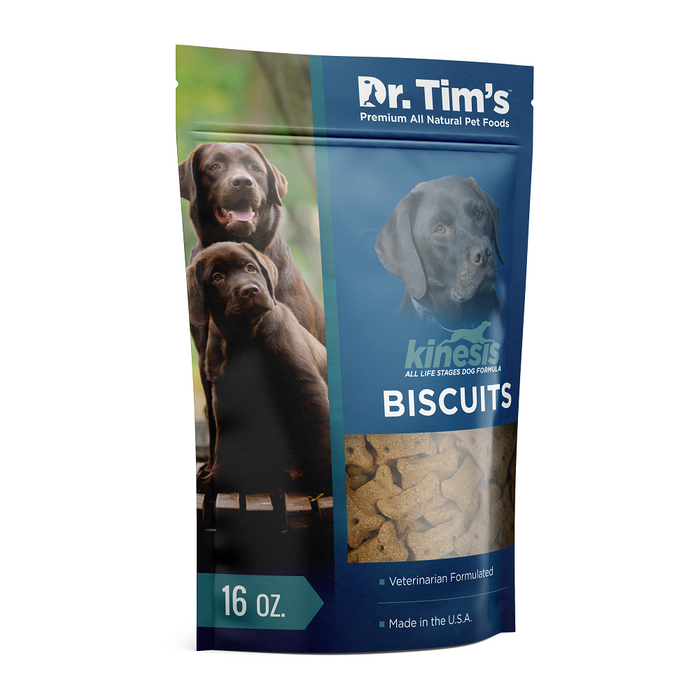 Dr. Tim's Kinesis All Life Stages Formula Dog Biscuits