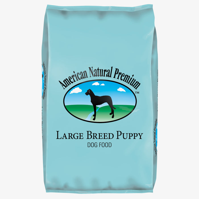 American Natural Premium Large Breed Puppy Recipe Dog Food