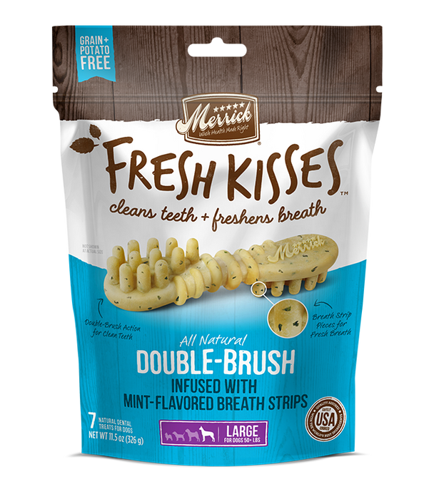 Merrick Fresh Kisses Large Mint