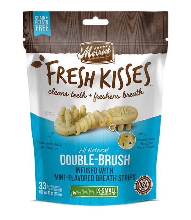 Merrick Fresh Kisses Extra Small Mint