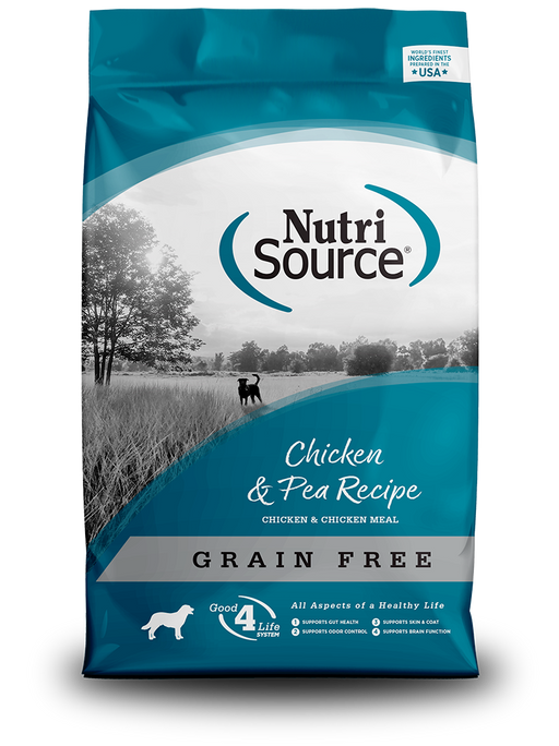 Nutrisource Grain Free Chicken Dry Dog Formula