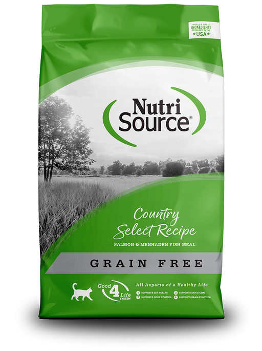 Nutrisource Cat Grain Free Country Select Entrée
