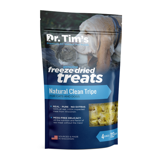 Dr. Tim's Natural Clean Tripe for Cats & Dogs