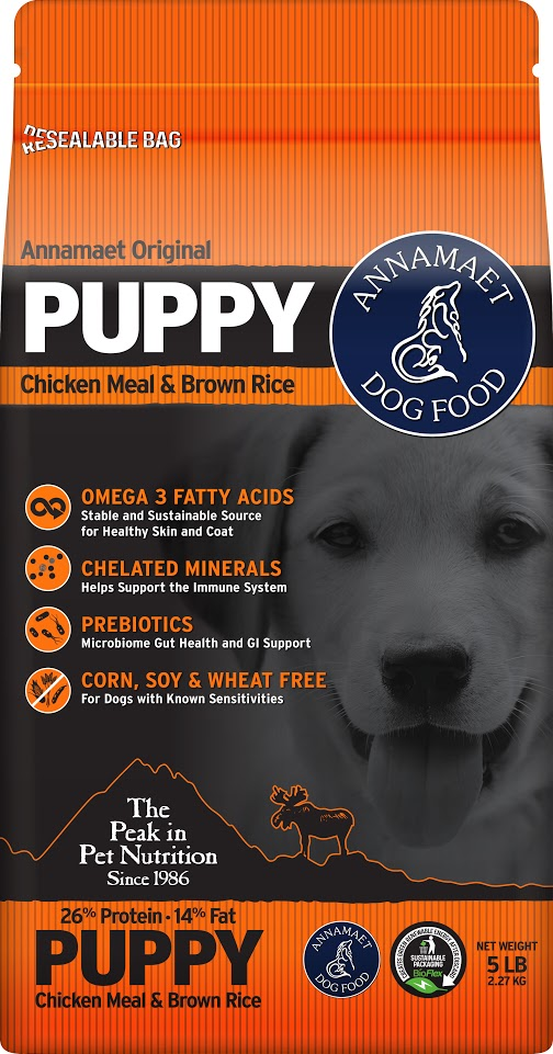 Annamaet Original Puppy Dry Dog Food