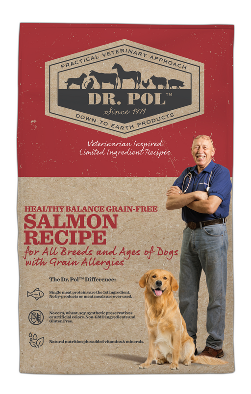 Dr. Pol – Healthy Balance Grain Free Adult Dog Food
