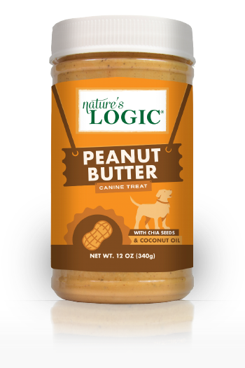 Nature's Logic Peanut Butter Canine Treat