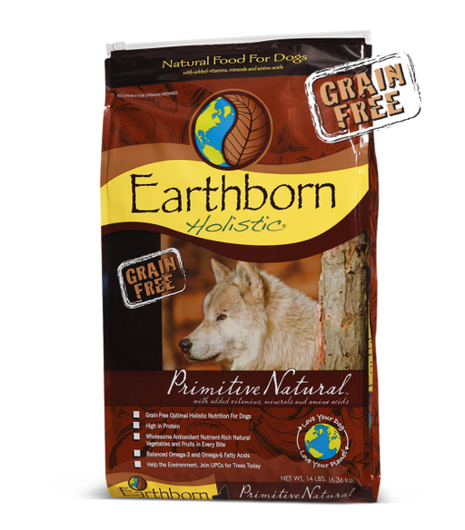 Earthborn Holistic Primitive Natural™ Dog