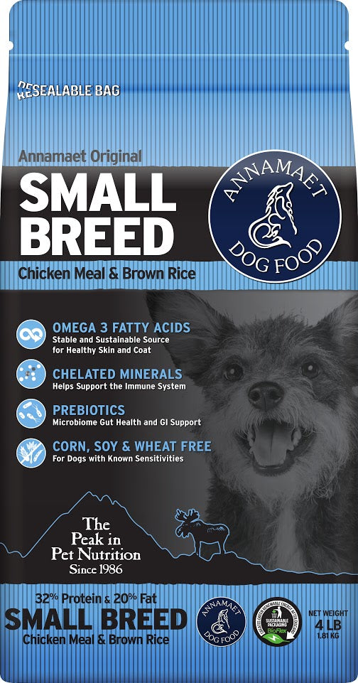 Annamaet Small Breed All Life Stages