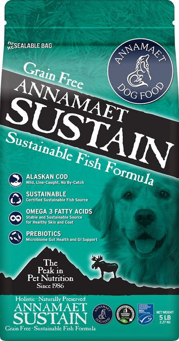 Annamaet Sustain Formula Dry Dog Food