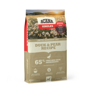 ACANA Singles Duck and Pear Dry Dog Food