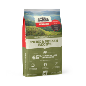 ACANA Singles Pork and Squash Dry Dog Food
