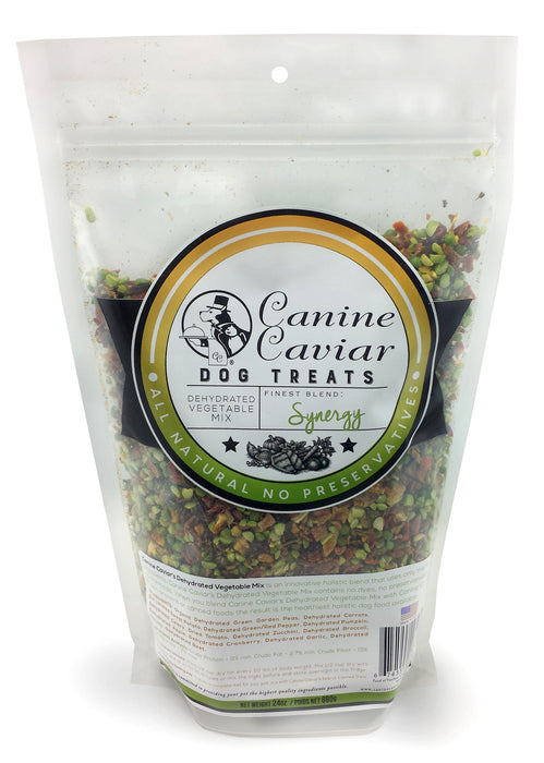 Canine Caviar Synergy Dehydrated Vegetable Mix