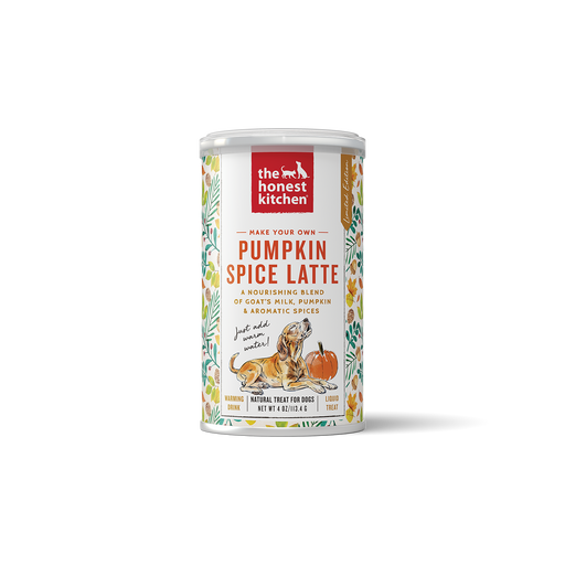 The Honest Kitchen Pumpkin Spice Latte