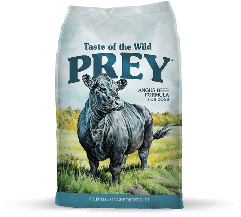 Taste of the Wild Prey Limited Ingredient Angus Beef Dog Food