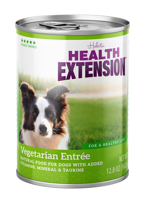 Health Extension Vegetarian Entree
