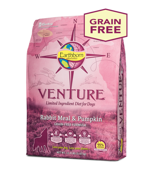 Venture™ Rabbit Meal & Pumpkin