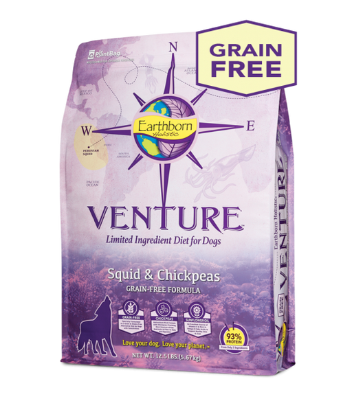 Venture™ Squid & Chickpeas