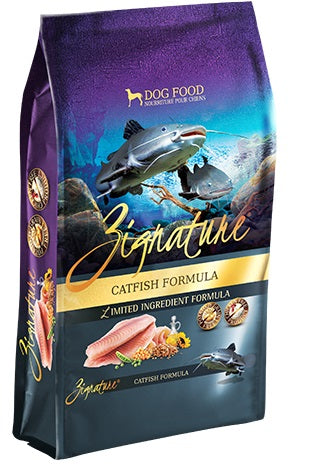 Zignature Catfish Meal Formula