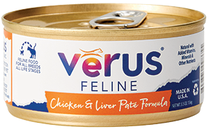 VeRUS Chicken & Liver Pate Formula Cat Food