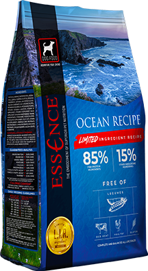 Essence Pet Foods Limited Ingredient Recipe Ocean Dry Dog Food