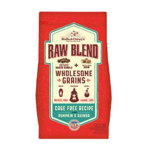 Stella & Chewy's Raw Blend Cage Free Recipe with Wholesome Grains Dog Kibble