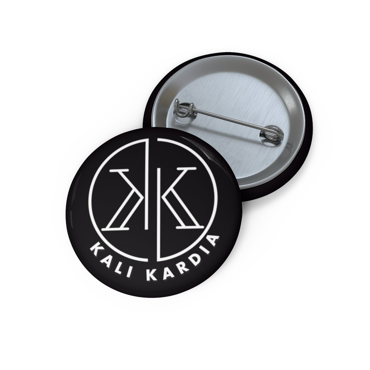 Kali K Pin Buttons