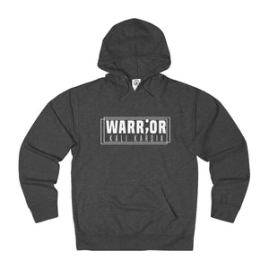 Show Your Inner Warrior - Unisex French Terry Hoodie