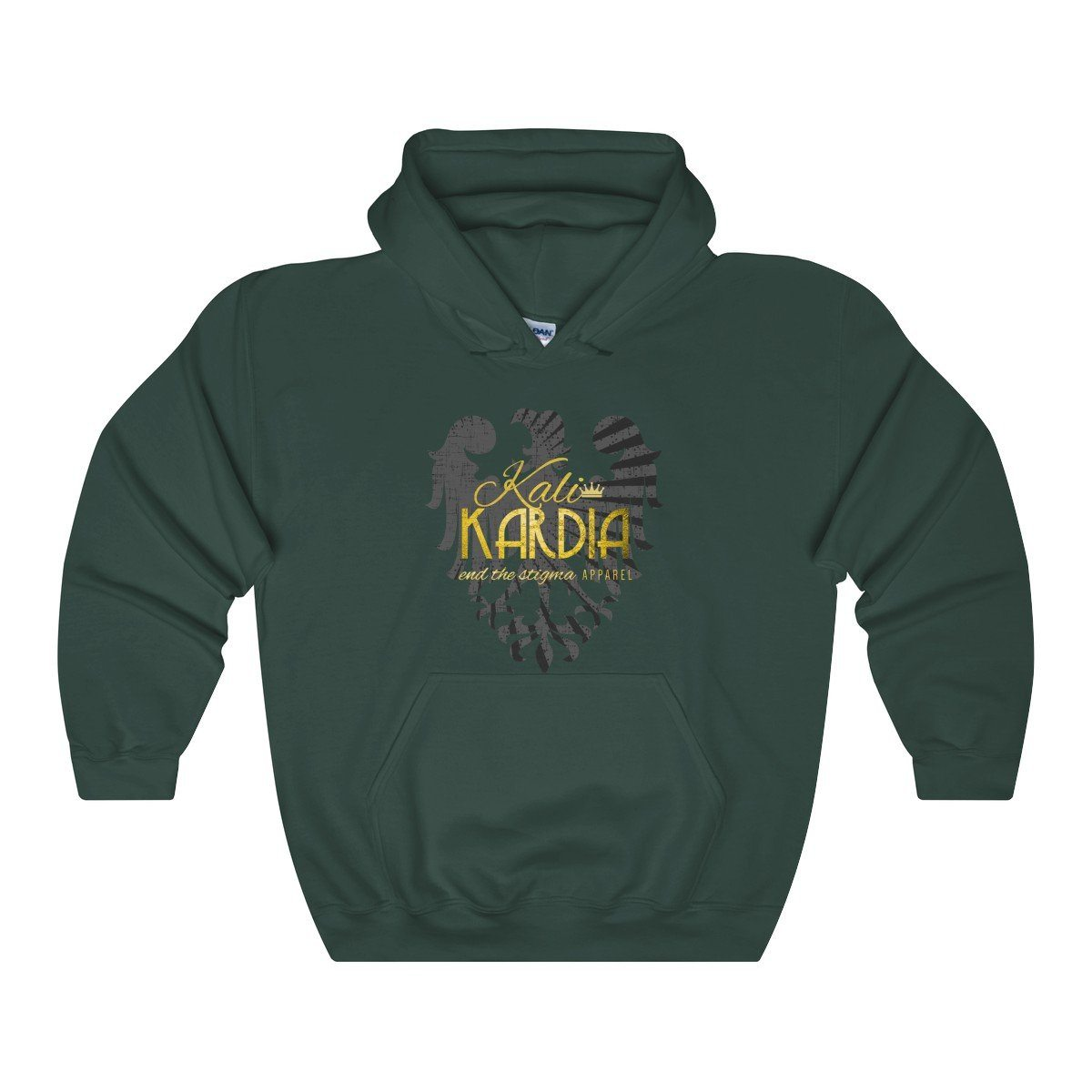 The Fire From Within - Hooded Sweatshirt
