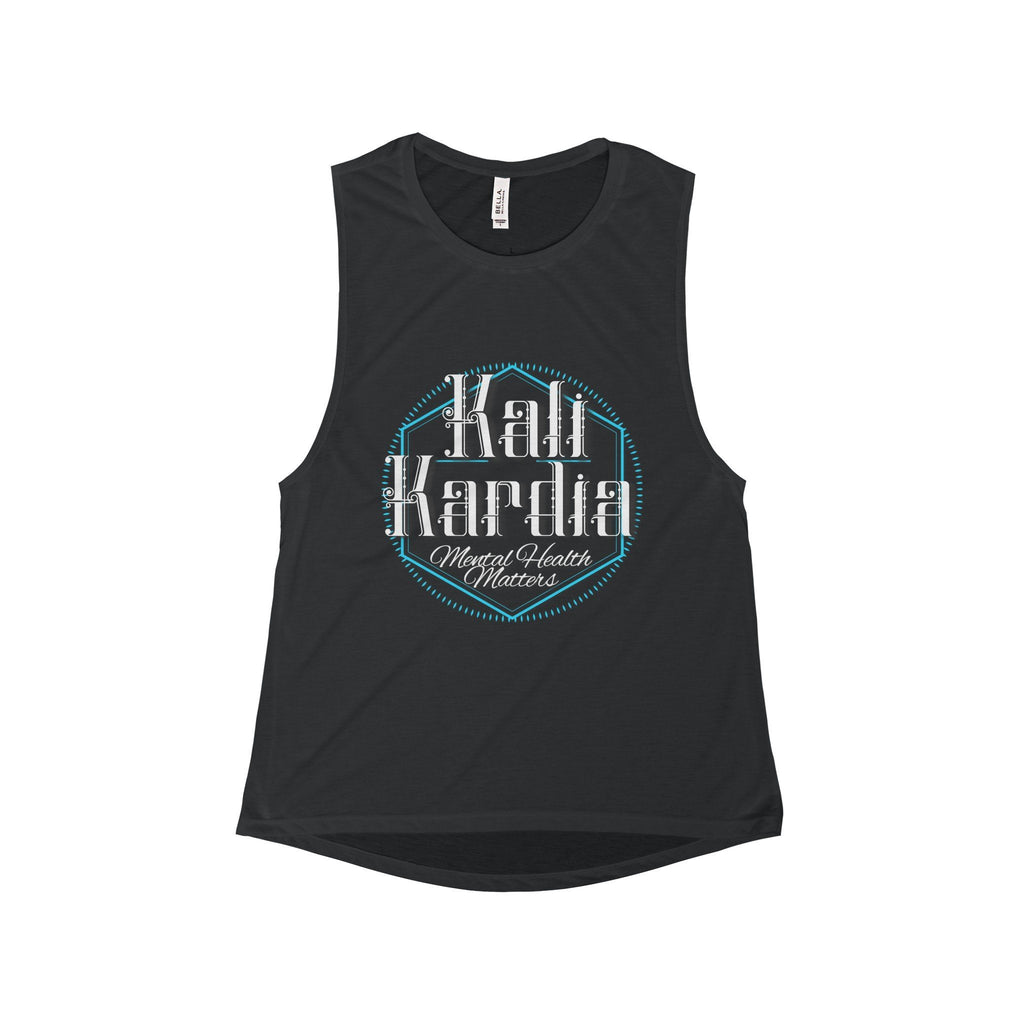 Mental Health Matters Womens Muscle Tank