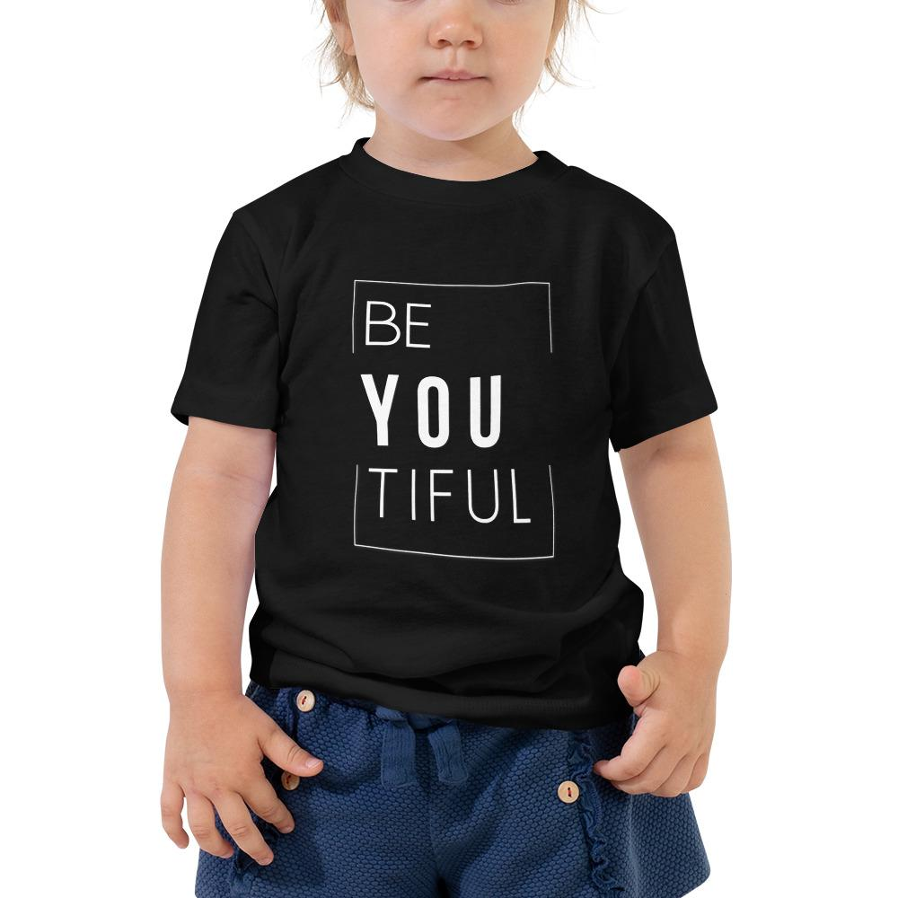 Be You - Toddler Short Sleeve Tee