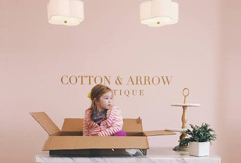 Introducing Cotton & Arrow