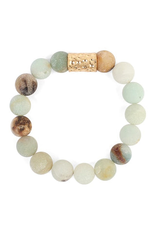 ARLO STONE BRACELET in MINT