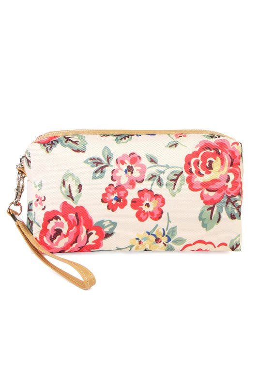 SWEET PEA COSMETIC BAG