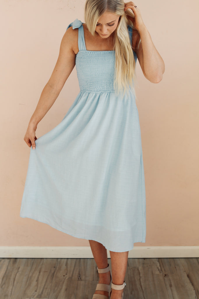 OPHELIA DRESS