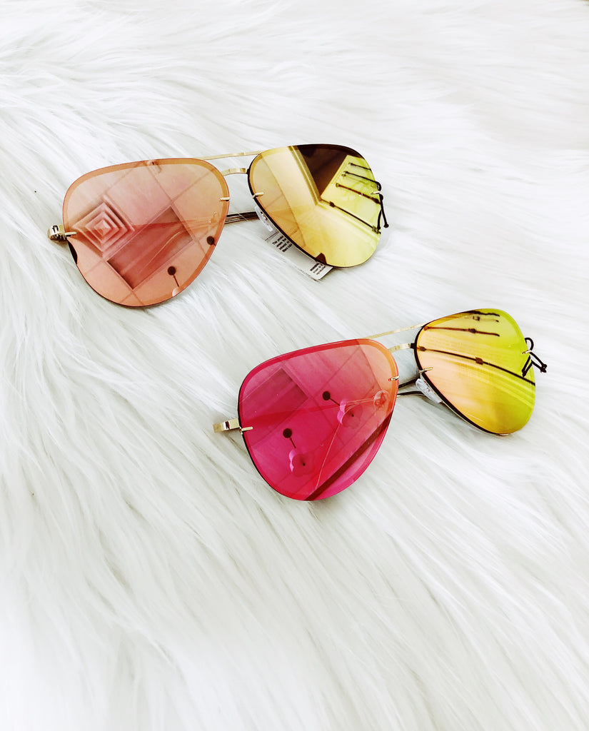 SIMONE AVIATOR SUNNIES
