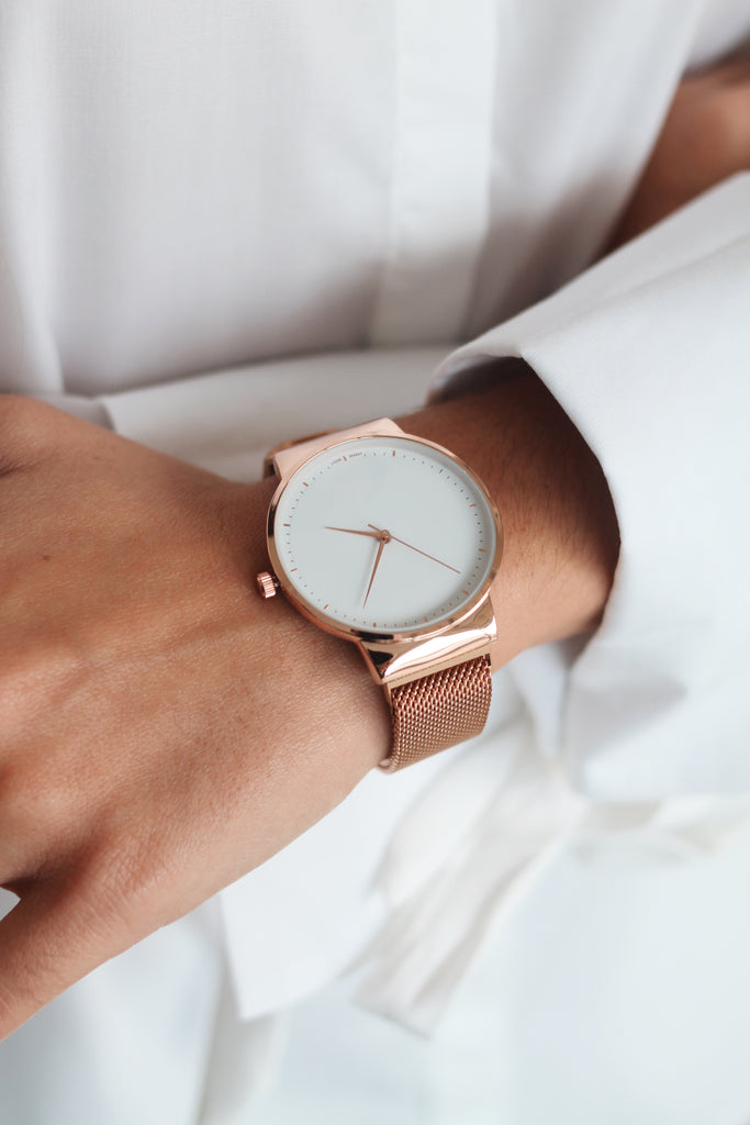 Gaida Rose Gold Watch