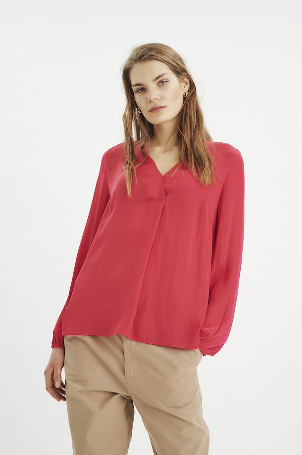 BLOUSE RINDAL MANCHES LONGUES