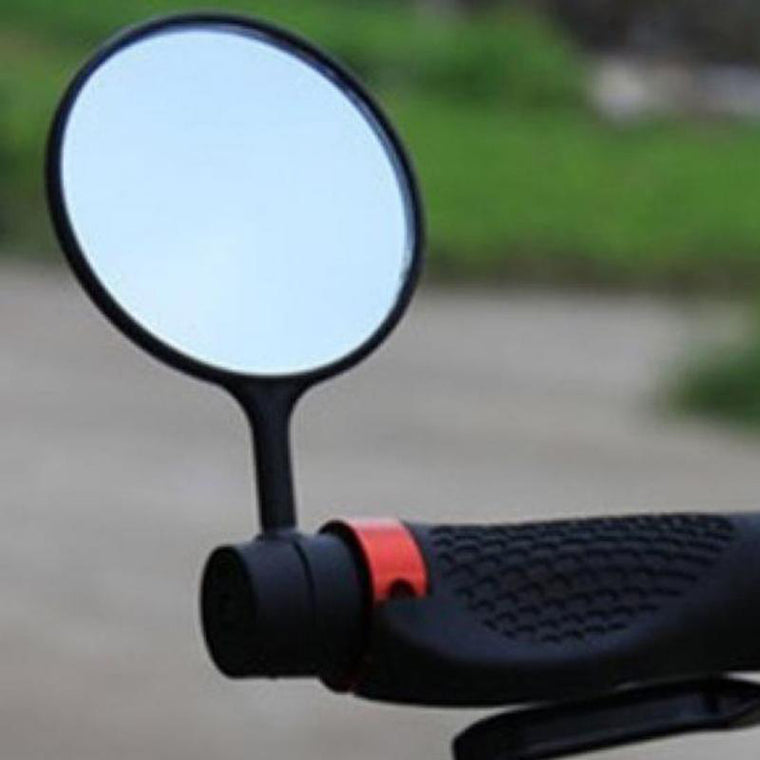 Bicycle Handlebar Rear View Rearview Mirror Adjustable Cycling Bicicleta Hand Bar Plug Rear Sight Retroviseur for MTB Motorcycle