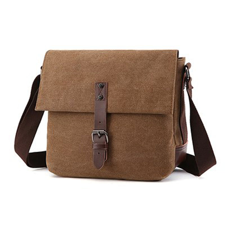 Casual Men Messenger Bag Canvas Shoulder Bags For Men Business Travel Crossbody Bag Sacoche Homme High Quality Maletin Hombre