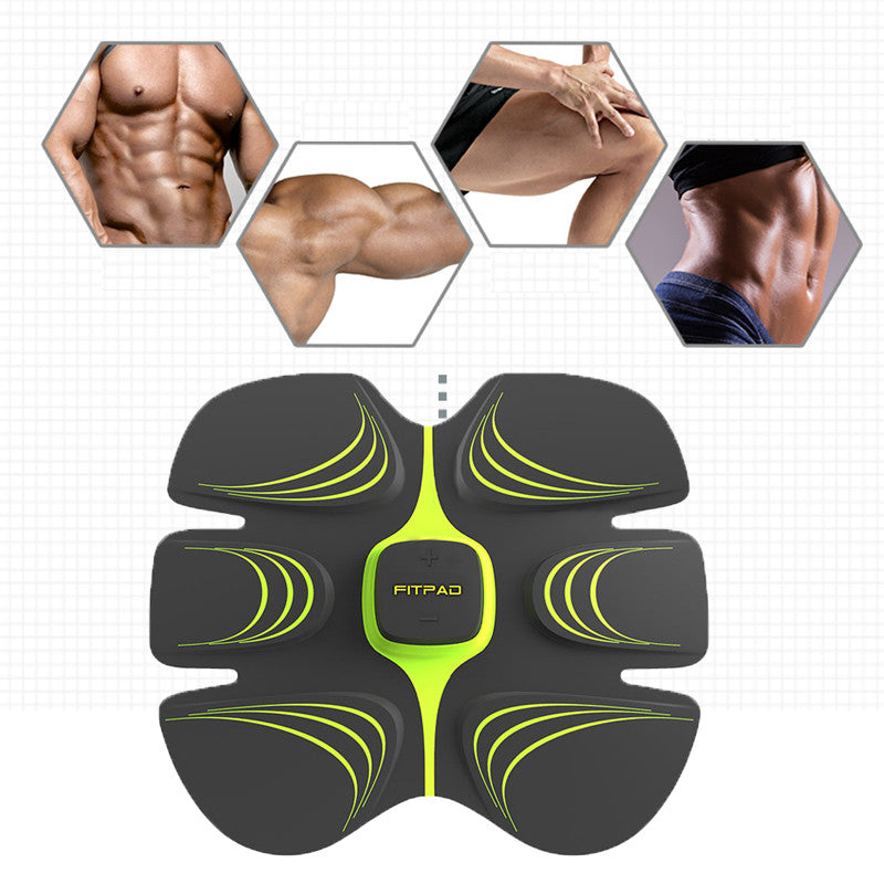 Electric Muscle Stimulator Body Slimming  Machine Tens Unit Electrotherapy Back Pain Relief  Fit Muscle Stimulator Massage