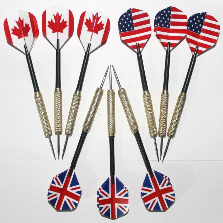 Copper dart needle darts 20 kinds of American flag pattern selection  B1