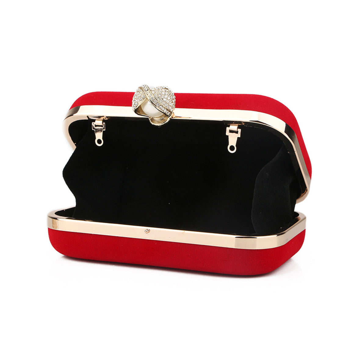 new Crystal Clutch High Quality sueded Evening Bags women bag Hard Case Evening Bag Women Messenger Bags free shipping XP