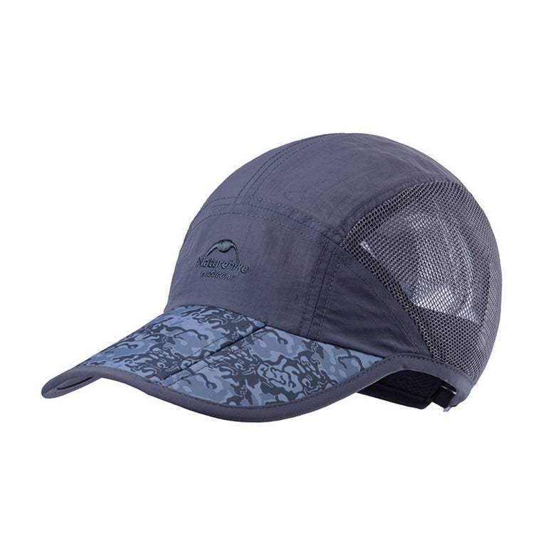 NatureHike  Hat  Sport Summer Outdoor Hiking Travlling Sunscreen Mens Brand Hat NH16M002-F