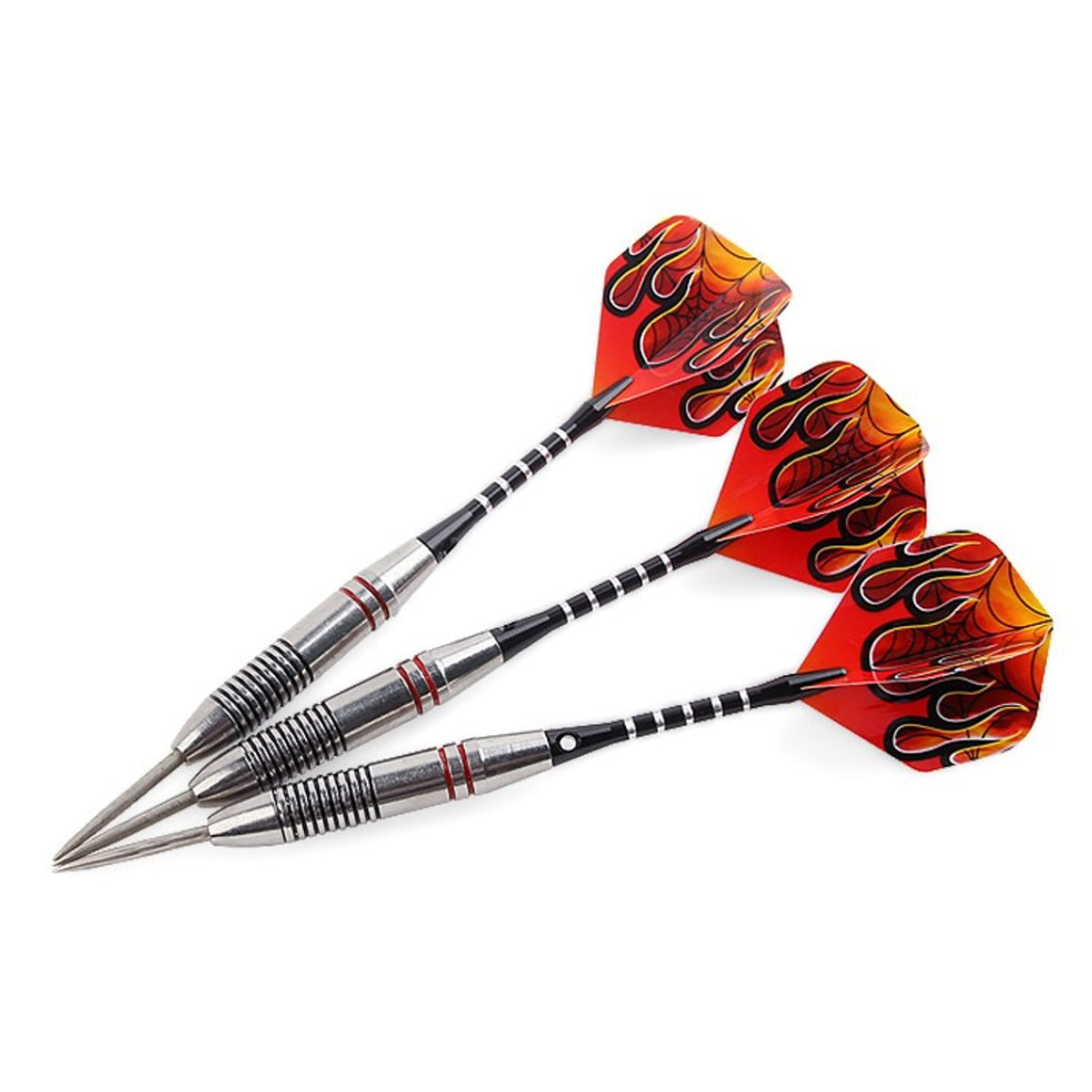 New 3 Color 3 Pcs/Sets of Darts Professional 22g Steel Tip Dart With Aluminium Shafts Nice Dart Flights High Quality