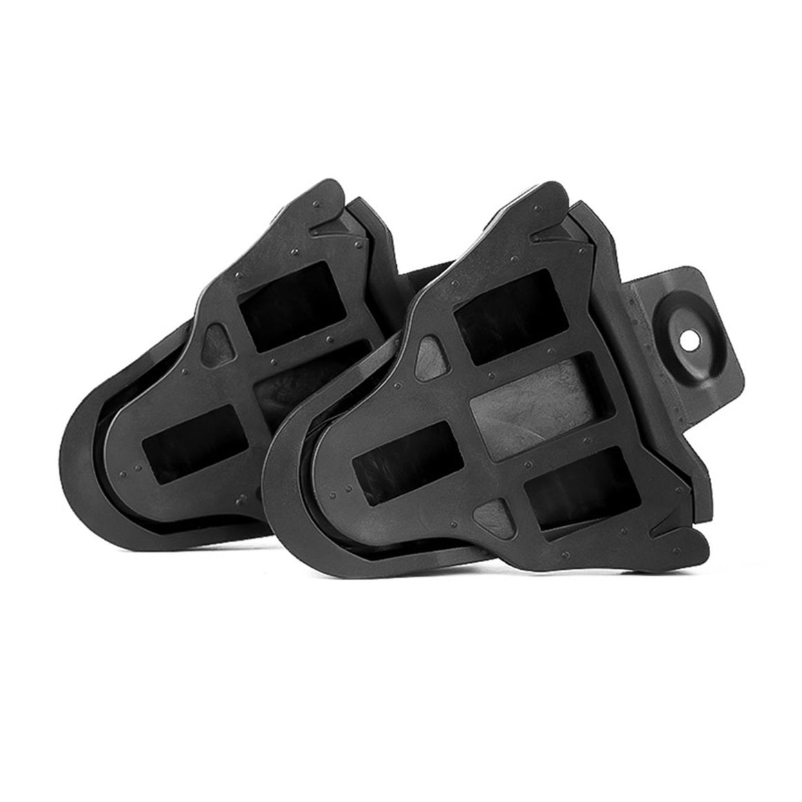 One Pair Quick Release Rubber Cleat Cover Bike Pedal Cleats Covers for Shimano SPD-SL Cleats